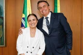 Regina Duarte E As Relacoes Entre O Governo E Os Artistas Regina