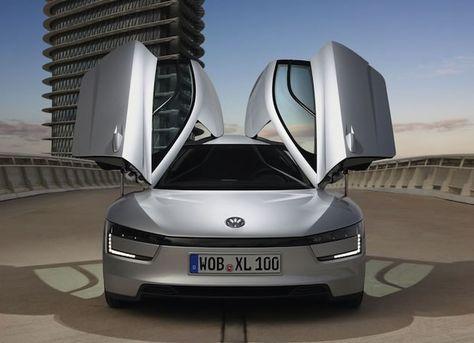 2014 Volkswagen Xl1 Drive Auto Futurismo