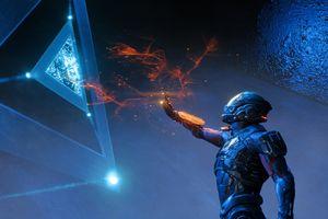 3840x2180 Mass Effect Andromeda 4k Hi Res Wallpaper Free Mass Effect Mass Effect Universe Background Images