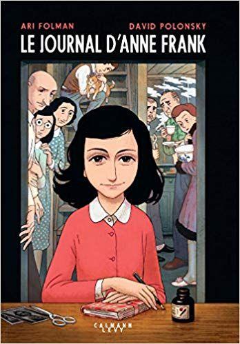 Le Journal D Anne Frank Epub : journal, frank, Amazon.fr, Journal, D'Anne, Frank, Roman, Graphique, Frank,, Folman,, David, Polonsky, Livres, Graphique,, D'anne