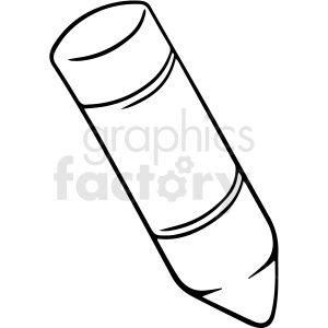 e34644e97760cc2002f2f7f73195fb7f » Clipart Black And White Crayon