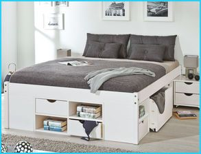 9 Grossartig Bett 120x200 Guenstig In 2020 Bed With Drawers Bed Bed Storage