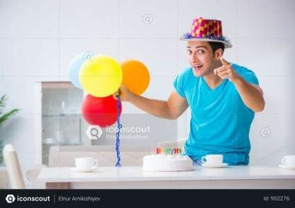 Preparing Myself For A Boring Reality Celebrating Birthday Alone Happy Birthday Dog Happy Birthday Love Birthday Games For Adults