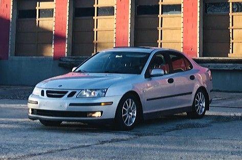 2004 Saab 9 3 Arc Sport Sedan With Foglamps On Sports Sedan Saab Sedan