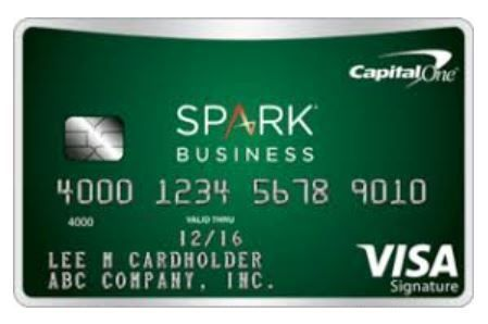 The Capital One Spark Cash For Business Credit Card Offers Cash