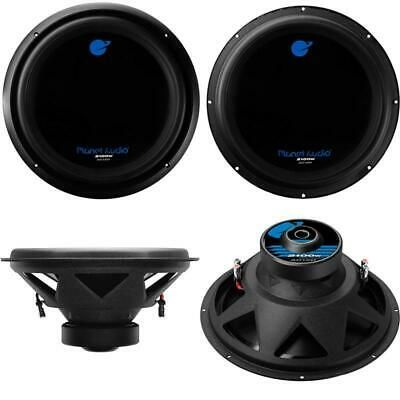 Ad Ebay Link Planet Audio Ac15d Car Subwoofer 2100 Watts Maximum Power 15 Inch Dual 4 Ohm In 2020 Car Subwoofer Subwoofer Electronics