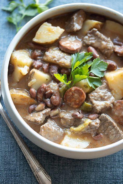 Beef and Chorizo Stew