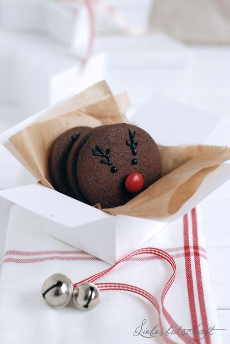 Chocolate Cookies   Christmas Desserts