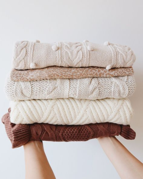 Sweater weather forever! Refresh your collection with Lulus soft and cozy sweaters in the perfect neutrals. #lovelulus