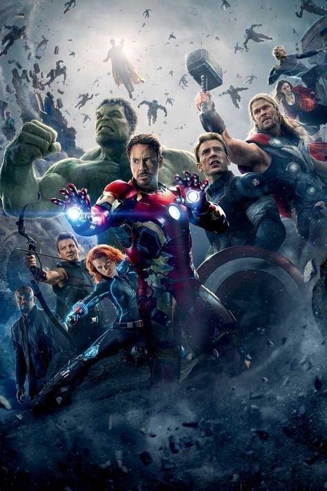 Strange Harbors Film Review | Avengers: Endgame