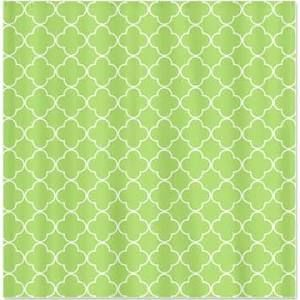 Moroccan Shower Curtain   Lime Green | Guest Bathroom | Pinterest |  Moroccan And House