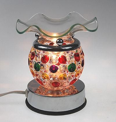 Electric Oil Burner Wax Warmer Touch Lamp T14 In 2020 Electric Oil Burner Touch Lamp Scented Oils