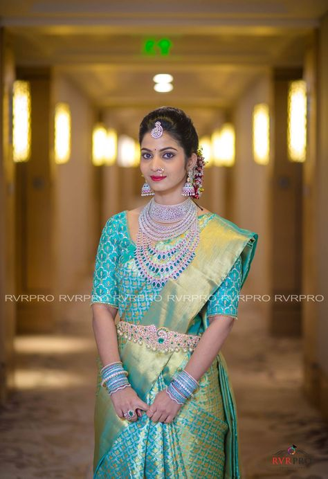 Extravagant is too small word - The Big Fat South Indian Wedding
