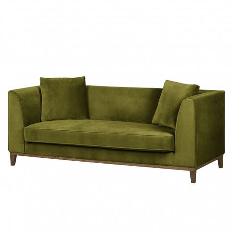 Canapé Blomma (3 places) | Deco salon vert | Sofa ...