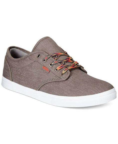 MN Atwood, Sneakers Basses Homme, Noir (Retro Varsity), 39 EUVans
