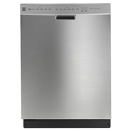 Kenmore Kenmore 14523 Dishwasher With Turbo Heat Dry Turbo Zone