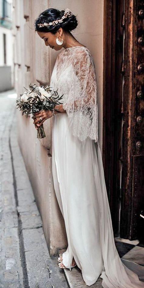 Trendige Brautkleider für zeitgenössische Braut, trendige Brautkleider ... #Braut #Brautkleider #für #Hochzeit #trendige #zeitgenossische