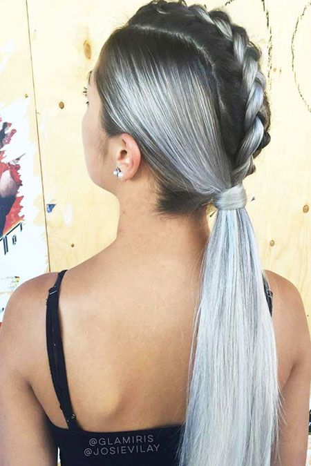 30 hairstyles for ponytail for long hair