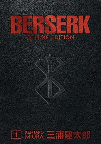 Pdf Download Berserk Deluxe Volume 1 Free Epub With Images