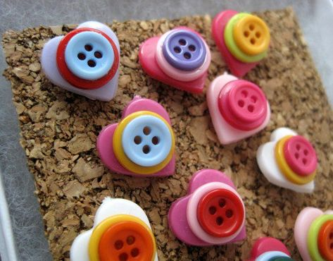 Button Craft Project Ideas: How to Make Easy Crafts With Buttons
