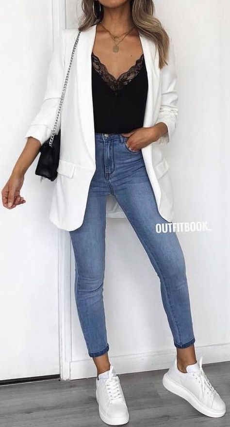 I Love A Good Pair Of Sneakers, However With Nothing Else Going On In This Outfit, This Pair Feel...
