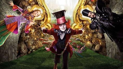 Alice Through The Looking Glass Hindi Dubbed Movie In Hd In 2019