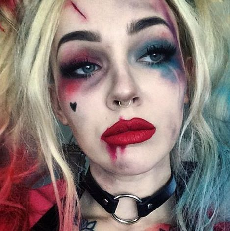 These Are The 6 Most Popular Halloween Makeup Looks On Pinterest Halloween Makeup Inspiration Halloween Makeup Easy Halloween Makeup Looks