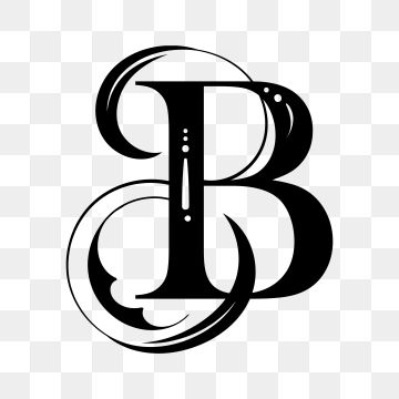 Alphabet Letter B With Ornaments Vintage Letter A Clipart Letter B Alphabet Png And Vector With Transparent Background For Free Download Lettering Alphabet Letter B Graffiti Lettering Fonts