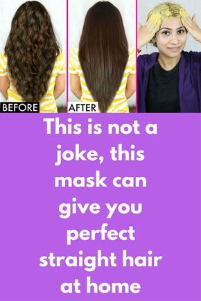 This is not a joke, this mask can give you perfect straight