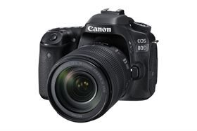 Canon EOS 80D Fotocamera Reflex Kit.18-135mm f/3.5-5.6 IS USM