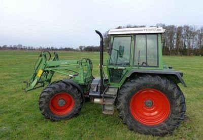 Fendt F 395 Gta Tractor Workshop Service Repair Manual Book 1 Tractors Repair Manuals Hydraulic Excavator