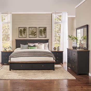 Ella 5 Piece King Bedroom Set King Bedroom Sets Bedroom Sets Queen Bedroom Set 5 piece bedroom set king