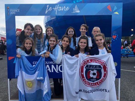 #TOCATour #TOCAmundial 🇫🇷 France 2019 #ENGARG #ARG #VamosArgentina #VamosLasPibas   🔵🔴 #WeAreToca #TOCA #tocajuniors #PLAYsimple #soccer #Futbol #Football #youthsoccer #Potomac #Girls #Boys #Mystics #Nationals #Huskies #WorldCup #womensworldcup #France2019 #DareToShine #FIFAWWC