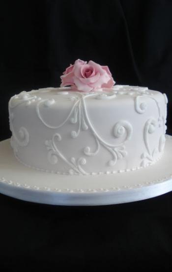 Birthday Cake For Women Elegant One Layer 63 Ideas Cake Birthday