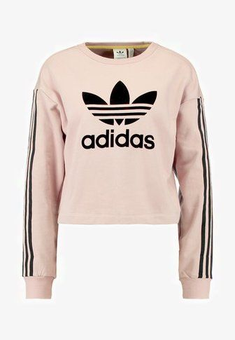 adidas Originals Sweater - ash pearl - Zalando.nl ...