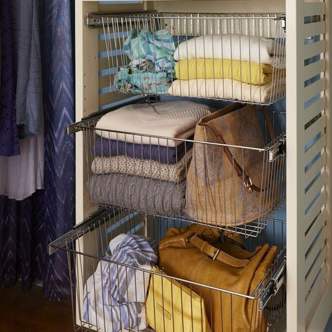allen & roth closet system at Lowes w