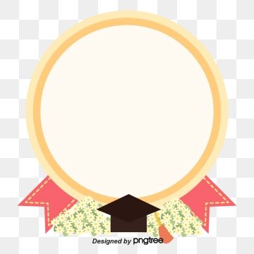 Graduate School Of The General Plane Of The Vector Elements School Flower The Trophy Png And Vector With Transparent Background For Free Download Graduation Free Graphic Design Create Website