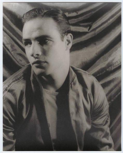 Marlon Brando by Carl Van Vechten