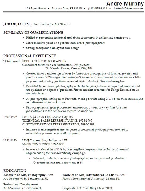 Medical Director Resume Sample -    wwwresumecareerinfo - technical sales consultant sample resume
