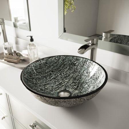 Vigo Vg07050 Build Com Bathroom Sink Glass Vessel Sinks Glass Vessel