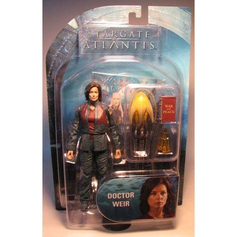 Diamond Toys Stargate Atlantis Figures: Wave 1 General