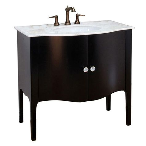 Elements Van049 T Mw Vintage Bathroom Vanities Single Sink Vanity Single Sink Bathroom Vanity