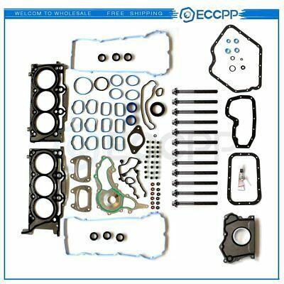 Piston Ring Set Fits 11-16 Chrysler Dodge 1500 200 3.6L V6 DOHC 24v