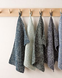 Pebble Dishcloths pattern by Purl Soho | Get Crafty