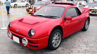1986 Ford Rs200 Klassische Britische Ford Autos Und Schwer Zu