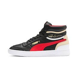 PUMA Ralph Sampson Mid Trainers in