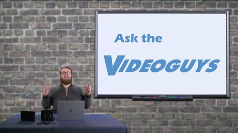 Tips and Tricks for Live Streaming Ask the Videoguys