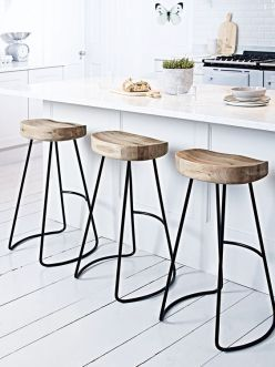 quality design 51294 4ea95 12 Best Modern Farmhouse Bar stools | The New Crib | Kitchen ...