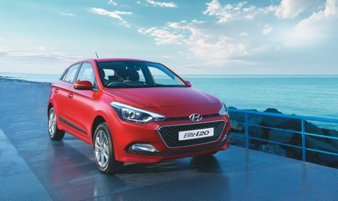 2016 Hyundai I20 Gets Projector Headlights Drls In India