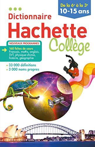 Telecharger Dictionnaire Hachette College Pdf Par Benedicte